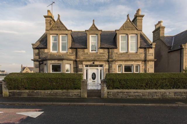 Thumbnail Detached house for sale in Boyndie Street West, Banff, Aberdeenshire