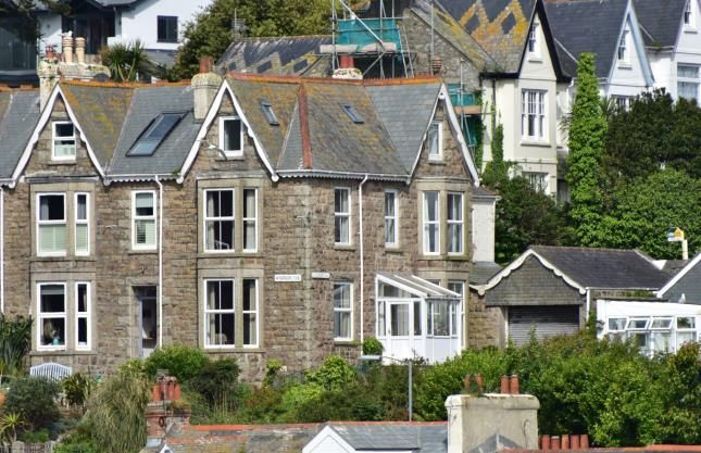 Thumbnail End terrace house for sale in St. Ives, Cornwall