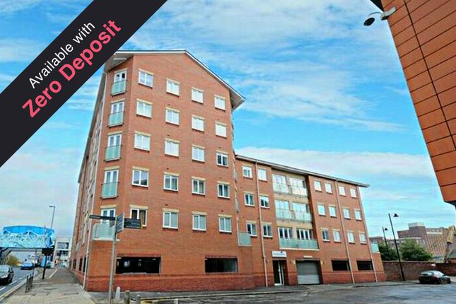 Thumbnail Flat to rent in Old Court Harbour, 10 Wincolmlee, Hull