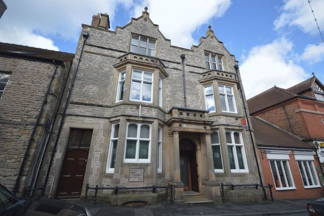 Thumbnail Flat for sale in High Street, Much Wenlock