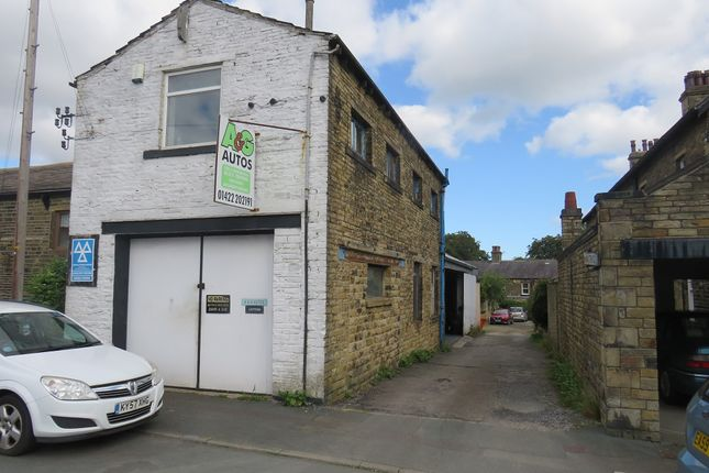 Thumbnail Parking/garage for sale in Victoria Road, Hipperholme