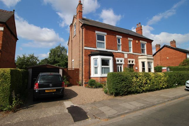 Thumbnail Semi-detached house for sale in Hampden Grove, Beeston, Nottingham