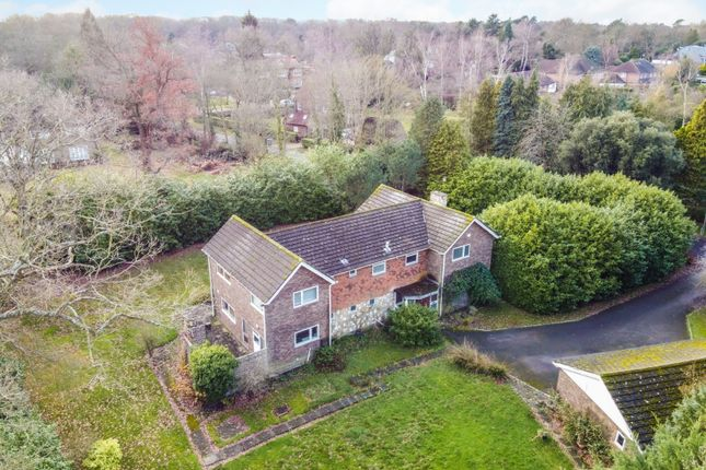 Thumbnail Land for sale in Onslow Road, Burwood Park, Walton On Thames