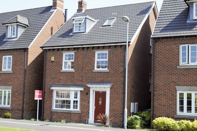 Thumbnail Detached house for sale in Orlando Drive, Great Sankey, Warrington
