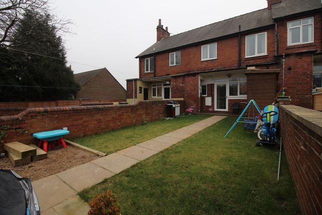Thumbnail Terraced house for sale in Leeds Road, Cutsyke, Castleford