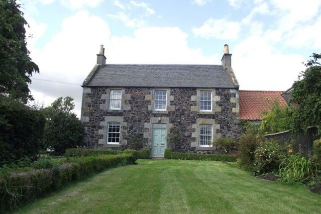 Thumbnail Semi-detached house to rent in Drumeldrie, Upper Largo, Fife