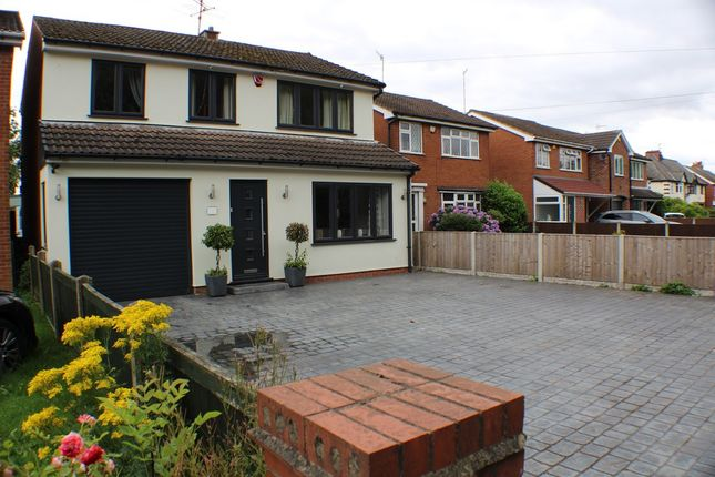 Thumbnail Detached house for sale in Wighay Road, Hucknall, Nottingham