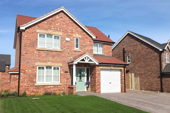 4 bed detached house for sale in Plot 14, The Kingston, Frank Cox Meadows, Front Street, Ulceby, North Lincolnshire DN39