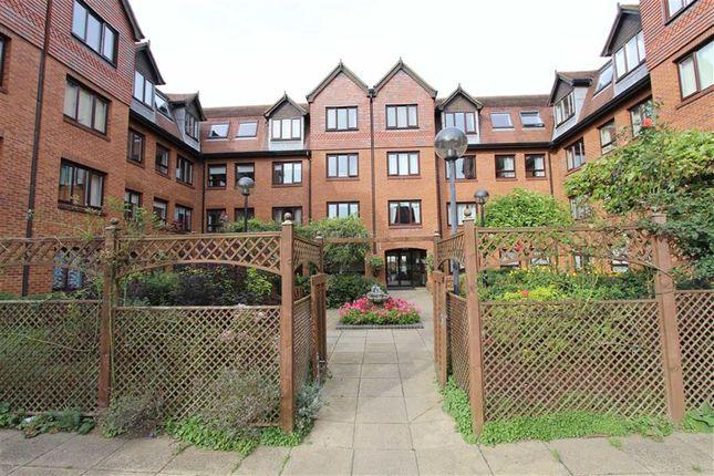 Thumbnail Flat for sale in Rosebery Court, Water Lane, Leighton Buzzard