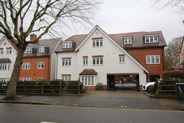 Thumbnail Flat for sale in Goldieslie Road, Sutton Coldfield