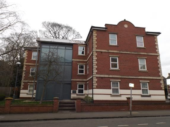 Thumbnail Flat for sale in Matthew Clarke House, Bowden Lane, Market Harborough, Leicetershire