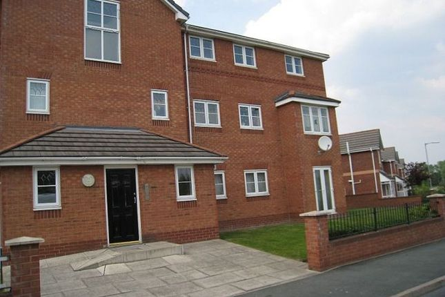 Thumbnail Flat for sale in Livingston Avenue, Wythenshawe, Manchester
