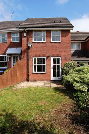 Thumbnail Terraced house to rent in Greenacre Drive, Cardiff