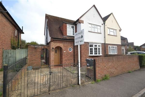 Thumbnail Semi-detached house for sale in Southville Close, Feltham