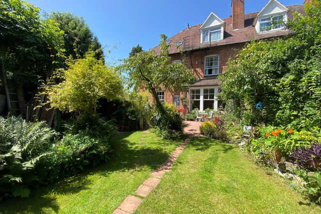 Thumbnail Semi-detached house for sale in Barnsley Road, Edgbaston, Birmingham