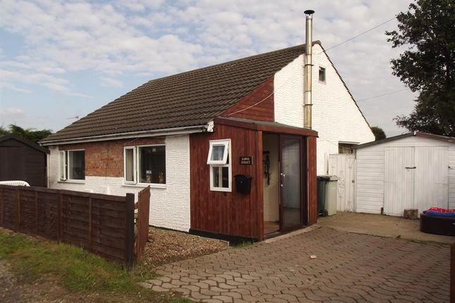 Thumbnail Detached bungalow for sale in Highgate Lane, Sutton On Sea, Lincolnshire
