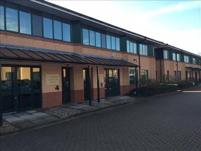Office to let in Linden Enterprise Centre, Regent Park, Park Farm, Wellingborough, Northamptonshire