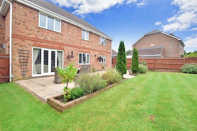 Thumbnail Detached house for sale in Rectory Lane, Ashington, West Sussex
