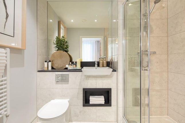 """En Suite of """"Callow House"""" at The Ridgeway, Mill Hill, London NW7"""