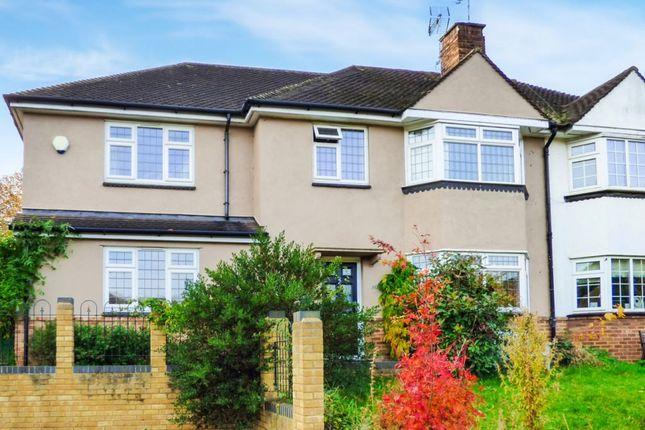 Thumbnail Semi-detached house for sale in Martens Avenue, Barnehurst
