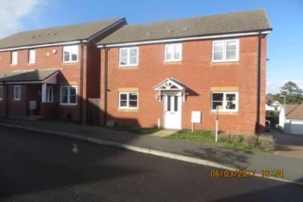 Thumbnail Detached house to rent in Orchard Grove, Newton Abbot