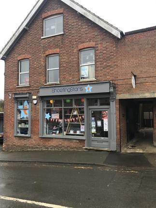 Thumbnail Retail premises for sale in Russell Street, Woburn Sands, Milton Keynes