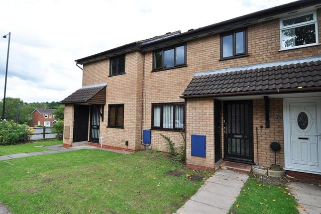 Thumbnail Terraced house to rent in Blakemore Close, Harborne, Birmingham