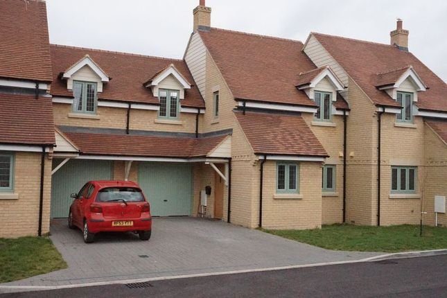 Thumbnail Terraced house to rent in Woodlands Place, Eynsham, Witney
