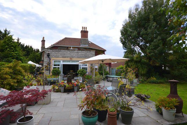 Rear Garden of Sleep Lane, Whitchurch Village, Bristol BS14