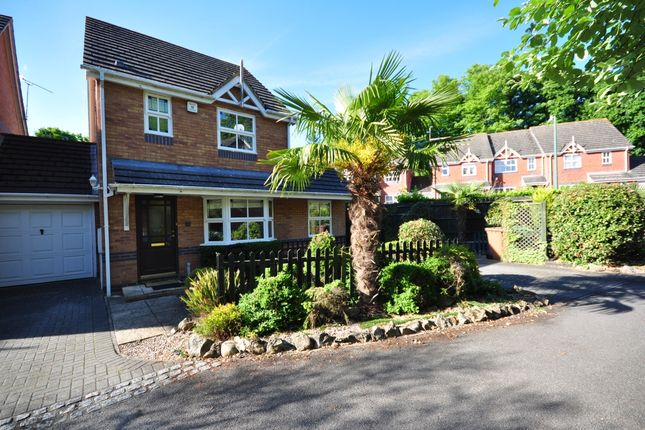 Thumbnail Link-detached house to rent in The Mallows, Maidstone