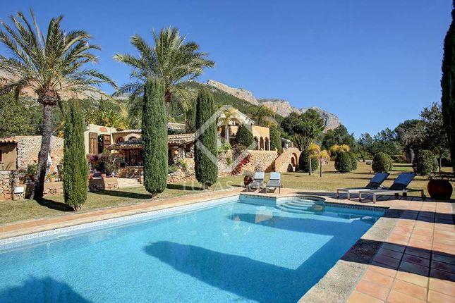 Thumbnail Villa for sale in Spain, Costa Blanca, Dénia, Den16487