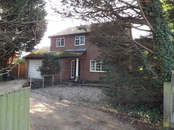 Thumbnail Detached house for sale in Bursledon, Southampton, Hampshire