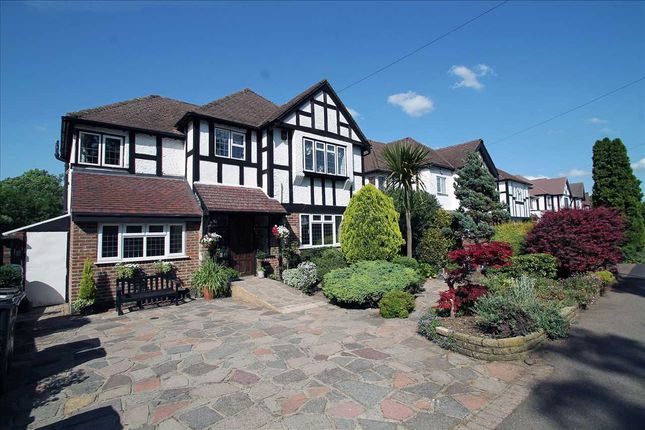 Thumbnail Detached house for sale in Court Avenue, Old Coulsdon, Coulsdon