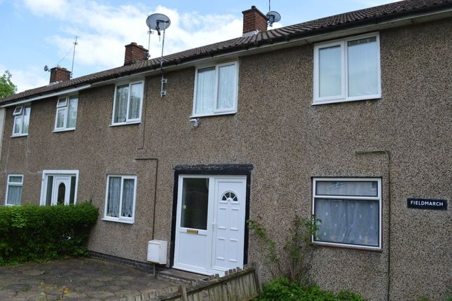 Thumbnail Terraced house to rent in Fieldmarch, Willenhall, Coventry