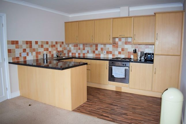 Kitchen (Copy) of 4 Bruce Court, Kirkpatrick Fleming, Dumfries & Galloway DG11