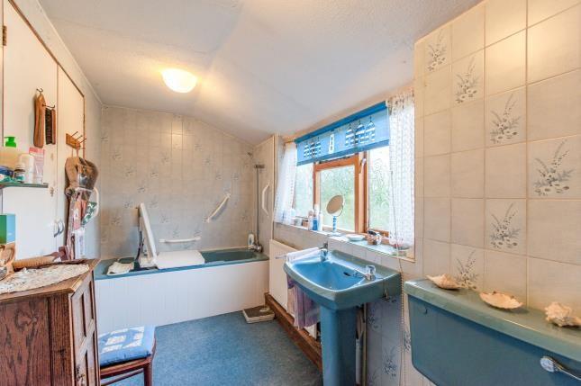 Bathroom of Edwardstone, Sudbury, Suffolk CO10