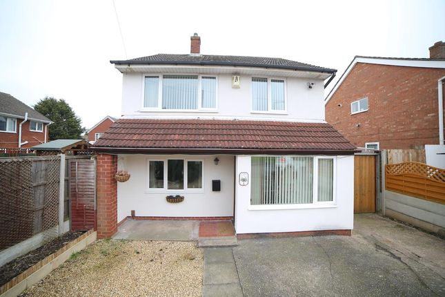 Thumbnail Detached house for sale in Copperfield Drive, Muxton, Telford