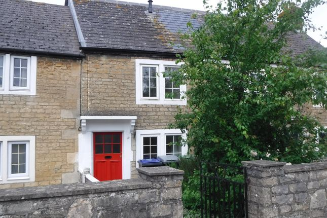 Thumbnail Terraced house to rent in Woodrow Road, Forest, Melksham, Wiltshire