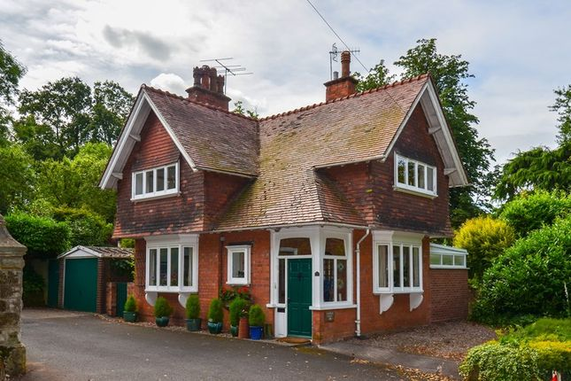 Thumbnail Detached house for sale in Greenhill, Blackwell, Bromsgrove