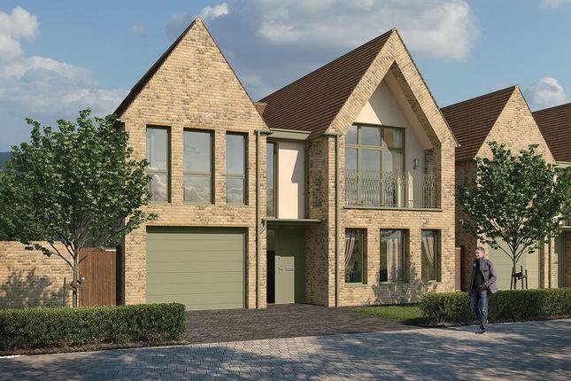 "4 bed detached house for sale in ""Blenheim"" at Stevenson Crescent, Headington, Oxford OX3"