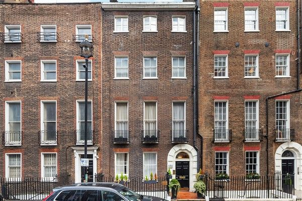 Thumbnail Terraced house for sale in Seymour Street, Westminster, London
