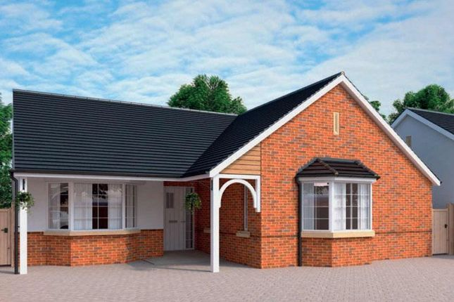 Thumbnail Detached bungalow for sale in Hospital Lane, Bedworth