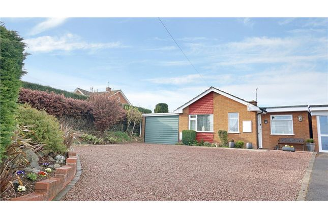 Thumbnail Detached bungalow for sale in Stockwood Lane, Inkberrow