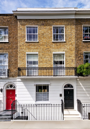 Thumbnail Terraced house to rent in Pembroke Square, Kensington; High Street Kensington;