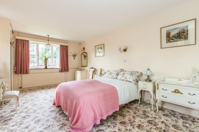 Master Bedroom of High Path, Easebourne, Midhurst, West Sussex GU29