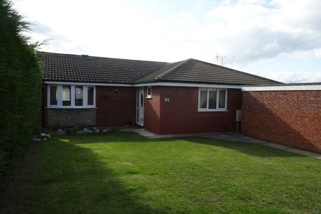 Thumbnail Detached bungalow to rent in Llys Catrin, Rhyl