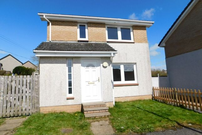 Thumbnail Detached house to rent in Porteous Place, Forth, Lanark
