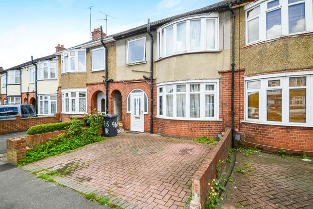 Thumbnail Terraced house for sale in Blundell Road, Luton
