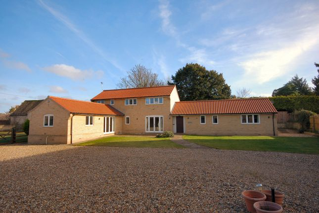 Thumbnail Detached house to rent in School Lane, Fulbourn, Cambridge