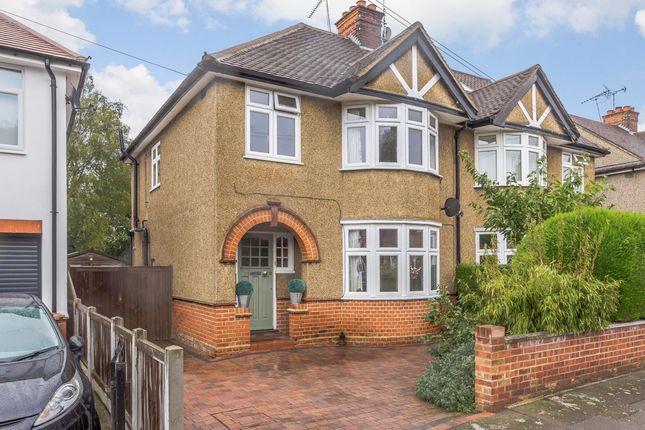 Thumbnail Semi-detached house for sale in Oaklands Crescent, Chelmsford, Essex